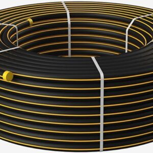 Полиэтиленовая труба 140 мм для газа