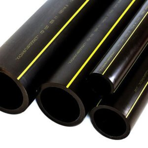 Полиэтиленовая труба 450 мм для газ