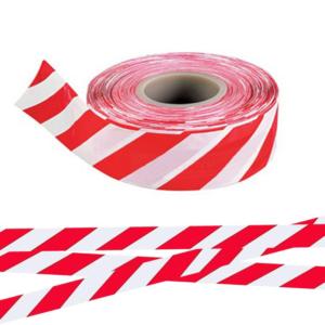 Лента оградительная ЛО «Стандарт» 50 мкм