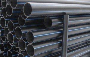 Полиэтиленовая труба для воды. Наши полиэтиленовые трубы используется в промышленных водопроводах