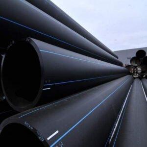 Полиэтиленовая труба 355 мм