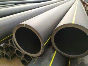 Полиэтиленовая труба 280 мм для газа