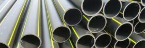 Полиэтиленовая труба 630 мм для газа