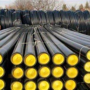Полиэтиленовая труба 200 мм для газа