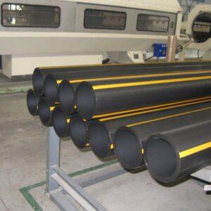 Полиэтиленовая труба 125 мм для газа